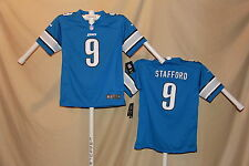 MATTHEW STAFFORD Detroit Lions  NIKE Game JERSEY Youth Large NWT $70 retail  bl