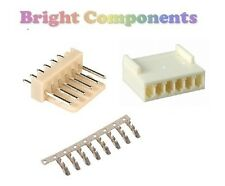 "5x 6-Way 2.54mm / 0.1"" PCB Connector Kit (Molex KK Style) - 1st CLASS POST"