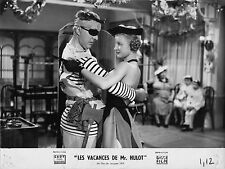 LES VACANCES DE Mr HULOT JACQUES TATI COLLECTION G.TROUSSIER 1953