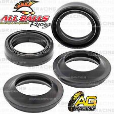 All Balls Fork Oil Seals & Dust Seals Kit For Honda TLR 200 Reflex 1986-1987