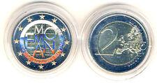 Moneda conmemorativa 2015 Eslovenia 2000 Años EMONA - Ljubljana COLOR