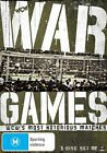 C12 BRAND NEW SEALED WWE WCW - War Games Most Notorious Matches (DVD, 2013)