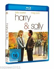 Harry und Sally [Blu-ray] Billy Crystal, Meg Ryan, Bruno Kirby  * NEU & OVP *