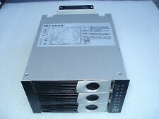 "ICY DOCK Storage Serial ATA RAID 3 Bay HDD 5""3/4 x 3""1/2 w/ a bag screws"