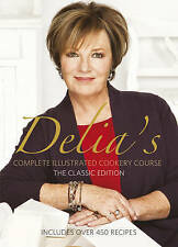 Delia Smiths Fully Ill Cookery, , Good, Hardcover