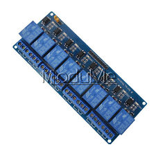8Channel 12V Relay Module with Optocoupler for Arduino UNO 2560 1280 ARM PIC AVR