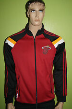 adidas Performance SMRRN ANTHEM JKTJacket Gr.M Miami Heat Basketball