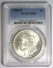 1900-O Morgan Silver Dollar PCGS MS65 MS 65 #517