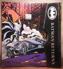 VINTAGE 1991 BATMAN DC COMICS BINDER TRAPPER KEEPER