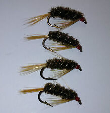 Diawl Bach trota buzzerstrout Lures Dry Fly Fishing Trote Mosche