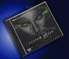 System Shock 2 II Systemshock von Looking Glass in Deutsch PC Kein Download