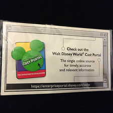 WDW Cast Portal Pin - free shipping