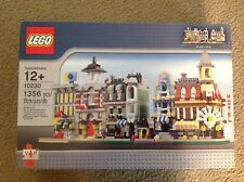 Lego 10230  rare retired 10230 Creator Mini Modulars Lego Shop Exclusive NIB