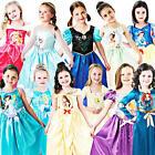 Disney Princess Girls Fancy Dress Childrens Kids Book Week Day Childs Costume