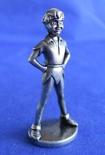Monopoly Disney Collectors Edition Peter Pan Gunmetal Replacement Game Token