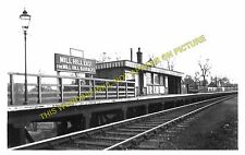 Mill Hill East Railway Station Photo. Finchley - The Hale. Edgware Line. GNR (1)