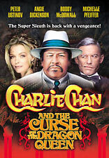 CHARLIE CHAN AND THE CURSE OF THE DRAGON QUEEN~VG/C DVD~ANGIE DICKINSON