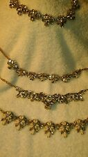 nwt lot of 4 j crew statement necklace