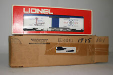 LIONEL O SCALE #6-9864 20TH TCA CONVENTION 1974 SEATTLE SPACE NEEDLE BOXCAR