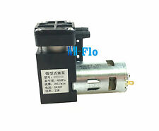 Micro Air  Vacuum Pump 12V 24L/M 23W  Air Compressor Electric Pump