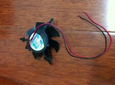 Fisher  Paykel Fridge Small Fan Motor DC12V Inside The Fridge p/n 884518P 0546