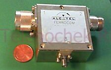 RF microwave single junction circulator 1850 MHz CF/  800 MHz BW/  50 Watt/ data