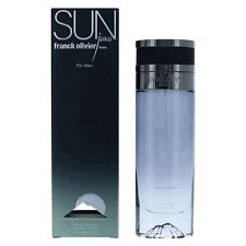 Sun Java by Franck Olivier for Men Eau De Toilette 2.5 OZ 75 ML Spray  (Sealed)