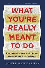 What You're Really Meant to Do: A Road Map for Reaching Your Unique Potential, K