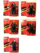 NECA Reservoir Dogs Set of 5 Action Figures Quentin Tarantino New