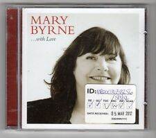 (GY927) Mary Bryne, With Love - 2011 CD