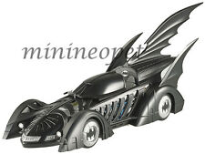HOT WHEELS ELITE BCJ98 1995 BATMAN FOREVER BATMOBILE 1/18 DIECAST MODEL BLACK
