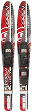 O'Brien Vortex Combo Water Skis With 700 Adjustable Bindings 2131104