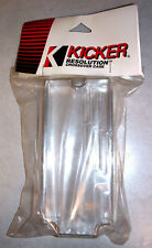 KICKER Resolution Crossover case, as many as you like NEW in package! Old School