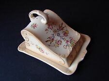Vintage Fieldings Crown Devon Cheese Dish Eva