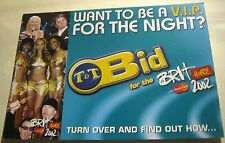 Advertising Competition Brits 2002 T & T Bid - unposted