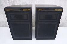 2 alte Lautsprecher Boxen Pioneer S-202X, Funktion nicht geprüft