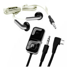 Kit Piéton Mains libres Nokia AD-83 Ecouteurs Intra HS-45 Transparents Headphone