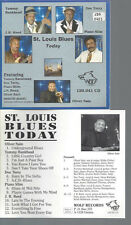 CD-ST LOUIS BLUES TODAY