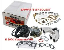 VOLVO 122,142,144,1800 WEBER CARBURETOR  REDLINE K 8904, Carburetor Kit