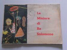 335E - LE MINIERE DI RE SALOMONE ED. S.A.S.