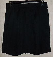 NWT MENS LYLE & SCOTT SCOTLAND BLACK SHORTS   SIZE 32