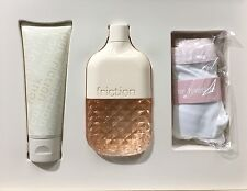 FCUK FRICTION By French Connection 100ml+3PC Gift Set Women's Perfume