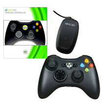 Xbox 360 Wireless Controller Remote Gamepad with USB Receiver for PC & XBOX 360