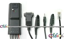 Hotsale 5 in 1 Programming cable for Motorola walkie talkie two way radio GP88S