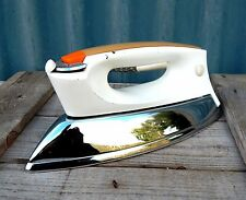 Vintage 1960s G.E.C. Electric Clothes Clothing Iron Made in Great Britain GEC