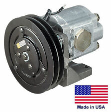 "HYDRAULIC CLUTCH PUMP Belt Driven - 11 GPM - 3,000 PSI - 2 Groove 7"" Pulley"