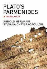 Plato's Parmenides: Text, Translation & Introductory Essay, Arnold Hermann, Good