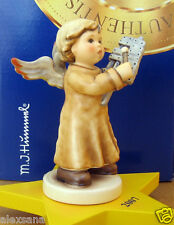 HUM #2135/L ANGEL WITH CARILLON TM8 ANNUAL ANGEL GOEBEL M.I. HUMMEL FIGURINE NIB