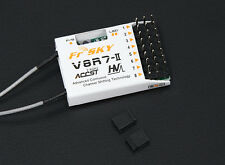 New FrSky V8R7-II HV 2.4 Ghz 7 Channel Receiver ACCST RX US Seller