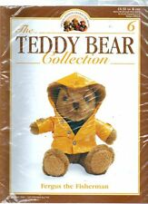 The Teddy Bear Collection Magazine - Issue.6,  Fergus the Fisherman